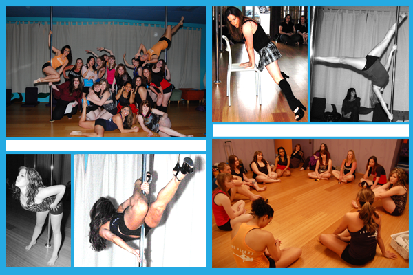 Join the Zensual Academy-Meet new friends, learn how to pole
