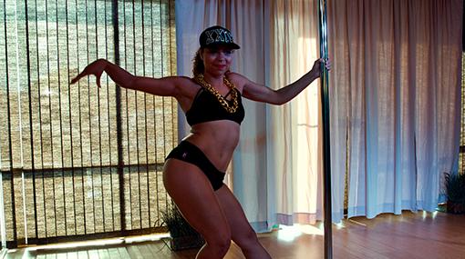 pole dance instructor dallas